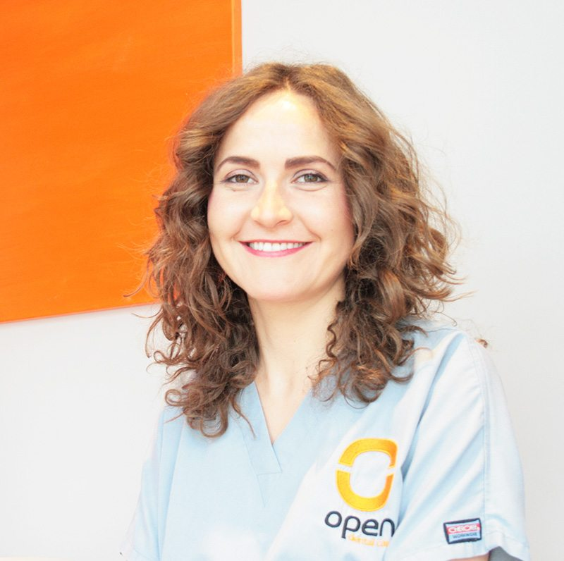 Magda Stanciu Dental Nurse at Open Dental Care in Islington London N7