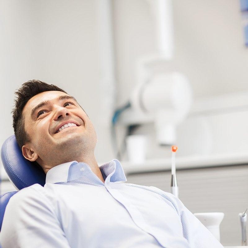 tooth repair dentist in islington